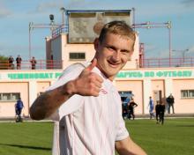 """Денис Лаптев - лучший игрок """"Славии"""" в июне!"""